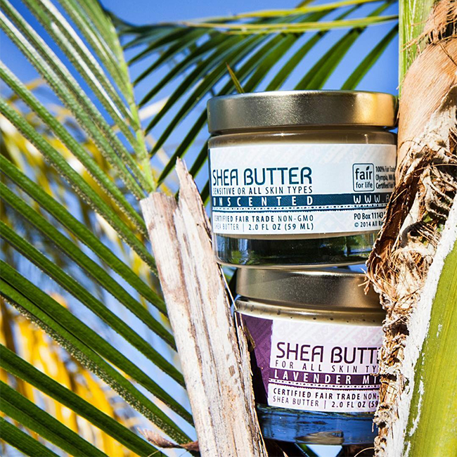 How To Use Shea Butter To Moisturize Your Hair, Face And Body