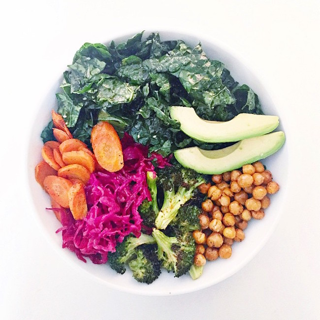 All That Kale You've Been Eating Could Make Your Hair Fall Out