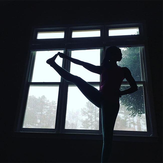 Black Yogis Erica Rascon Yoga