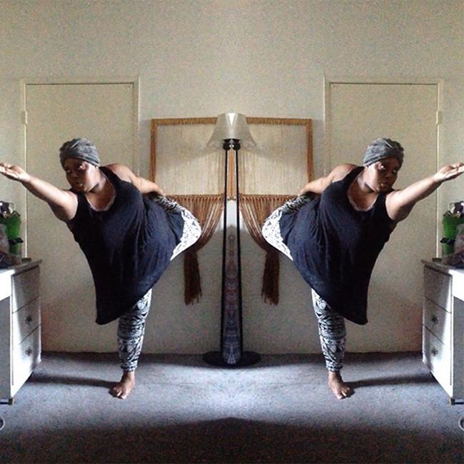 Black Yogis Vanessa Leigh