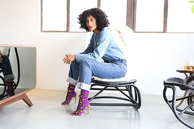 Tracee Ellis Ross on Self Care