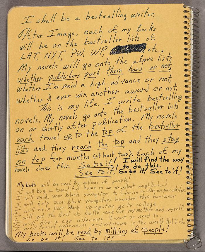 Octavia Butler Manifesto