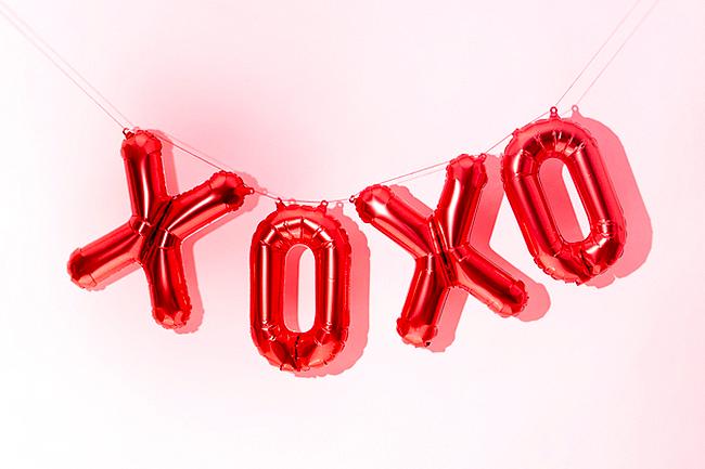 XoXo Ballons